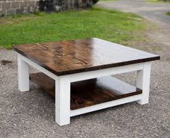 Big Coffee Tables by Large Square Outdoor Coffee Table Chocoaddicts Com