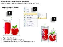 apple juice powerpoint templates and apples ppt slides