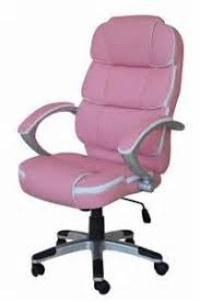 Pink Computer Desk Chair by Modern Luxury Designer Executive Computer Desk Study Office Chair