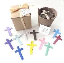 1st communion favors continue everyday plastic shovel bag nutter butter communion