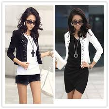 images for spring style for women 2015 2015 spring hot sale style women slim small sequins business suits