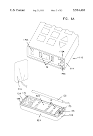 patent us5954485 free flow protection devices and methods