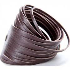 leather cuff wrap bracelet images Linea pelle double wrap sliced leather bracelet as seen in the