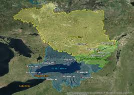St Lawrence Seaway Map Where Is St Lawrence River Popular River 2017