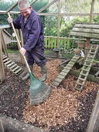 playbark garden bark chips mulch rubber chippings bonding bark