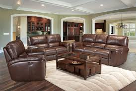 house hitchcock power recliner living room set in cigar