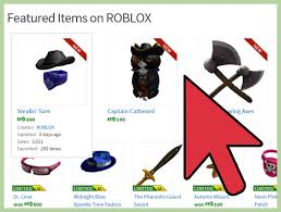 how to customize your character on roblox 8 steps with pictures