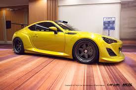 widebody toyota matthew law automotive design consultancy