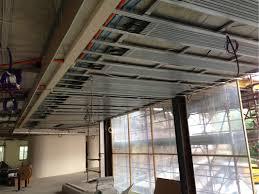 pannelli radianti soffitto isodomus皰 iso interpro sistema radiante a soffitto a secco