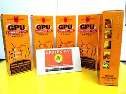 Minyak Gpu jual gpu minyak urut cap lang 60 ml fit medica