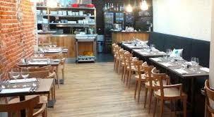 restaurant cuisine ouverte quelle cuisine ouverte dans ce restaurant à remettre au sablon