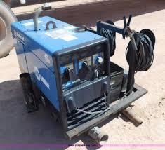 miller bobcat 250 welder generator item l5969 sold augu