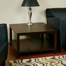 square espresso coffee table coffee tables thippo
