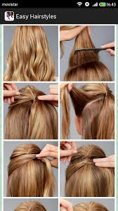 hairstyles for teachers easy hairstyles step by step android apps on google play