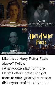 ahartypotter aharty potter fact 26 fact 22 during the shooting