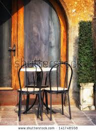 Cafe Style Table And Chairs Italian Cafe Stock Images Royalty Free Images U0026 Vectors