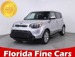 suv kia 2016 used 2016 kia soul suv for sale in hollywood fl 86573 florida