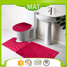 3 Piece Bathroom Rug Set by Washable Rug Sets Washable Rug Sets Suppliers And Manufacturers