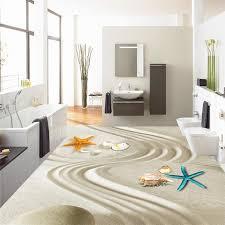 Waterproof Bathroom Paint Floor Painting Hd Sand Line Art Bio Waterproof Bathroom Kitchen
