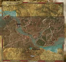 White Castle Locations Map Locations Overview The Witcher 3 Wiki