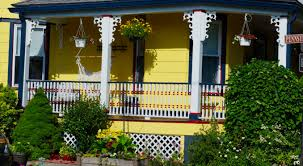 historic victorian paint colors in ocean grove the good the bad