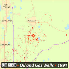 colorado front range map maps fracking in colorado front range slope and