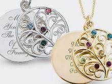 children s birthstone necklace for childrens birthstone necklace accordion necklace