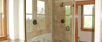 glass shower enclosures portland oregon custom shower doors
