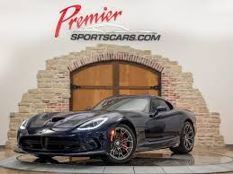 2014 dodge viper msrp 2014 dodge srt viper gts for sale in springfield mo stock p5073