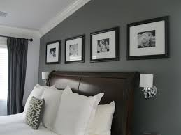 Black And White Bedroom With Color Accents Legendary Gray Dunn Edward I Like The Grey Accent Wall With