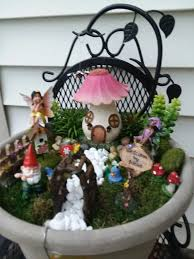 Easter Bunny Lawn Decoration Kit by My Fairy Garden An Inexpensive Kit Found At Family Dollar Rocks