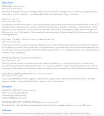 Type Of Font For Resume Resume U2014 Simi Mahtani