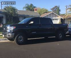 nissan tundra 2016 toyota tundra 18in to 18in wheel diameter leveling kit