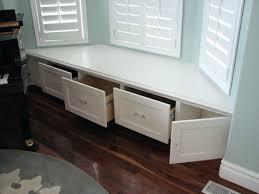 latest window bench with storage ryobi nationplans for seat bay