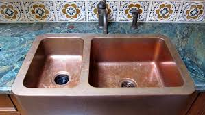 Copper Kitchen Sink by Pros And Cons Of Copper Kitchen Sinks Angie U0027s List