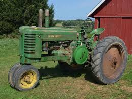 two cylinder john deere tractor auction
