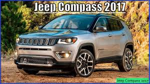 jeep compass 2017 trailhawk new jeep compass 2017 trailhawk review and specs youtube