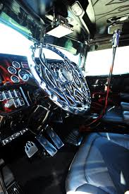 Custom Peterbilt Interior Interior Overdrive Owner Operators Trucking Magazine