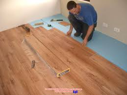 Video On How To Install Laminate Flooring Finest How To Install Laminate Flooring For Installing Laminate