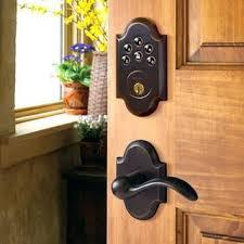 Exterior Door Locksets Best Front Door Locks Handballtunisie Org