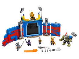 buy lego super heroes thor vs hulk arena clash 76088 incl