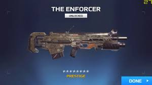 modern combat 5 first assault tier 8 the enforcer gameplay youtube