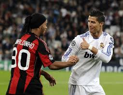 Bola Net Foto The Real Of Real Madrid Bola Net