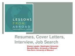 study abroad lfa career skills