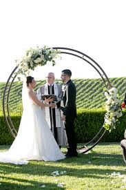 wedding arches images circle arch 2 0 wedding party rentals and sales in san diego ca