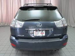 lexus rx330 dash recall 2006 used lexus rx 330 4dr suv awd at north coast auto mall