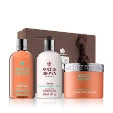 gingerlily bath body gift set molton brown uk molton brown uk gingerlily bath body gift set