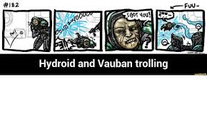 Lool Meme - 82 t礬ot you 00 lol hydroid and vauban trolling lol tenno are eil