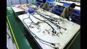 ttelectronics complex cable and harness manufacturing youtube