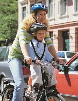 siege velo enfant avant le vélo brouette le siège enfant avant